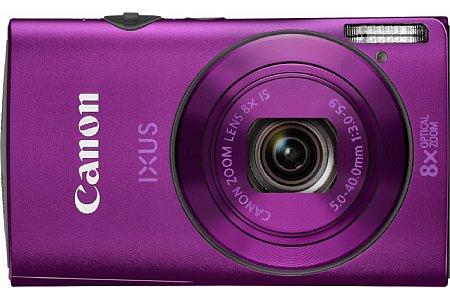 Canon Digital Ixus 230 HS schwarz [Foto: Canon]