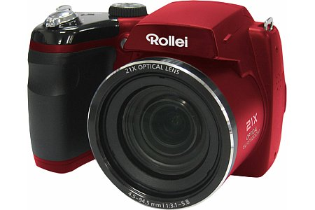 Rollei Powerflex 210 HD [Foto: Rollei]