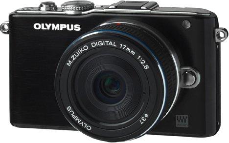 Bild Olympus Pen E-PL3 mit 17mm (ES-M1728) [Foto: Olympus]