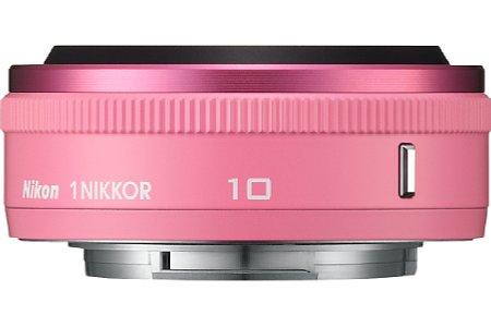 Nikon 1 Nikkor 10mm [Foto: Nikon]