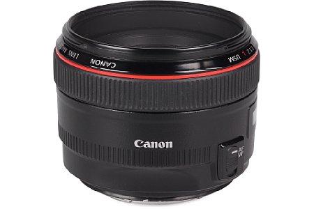 Canon EF 50 mm 1.2 L USM [Foto: MediaNord]