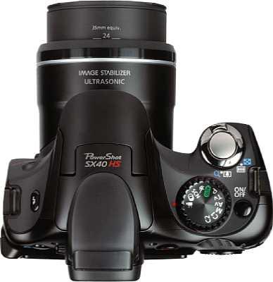Canon PowerShot SX40 HS [Foto: Canon]