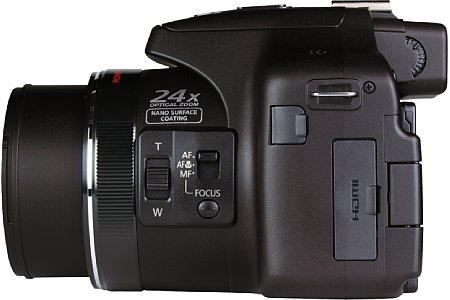 Panasonic Lumix DMC-FZ150 [Foto: Panasonic]
