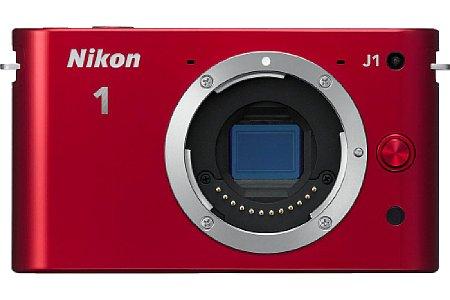 Nikon 1 J1 mit 1 Nikkor VR 10-30mm [Foto: Nikon]