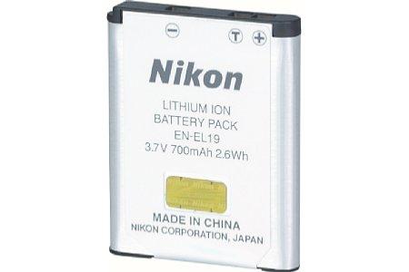 Nikon EN-EL19 Spezialakku [Foto: MediaNord]