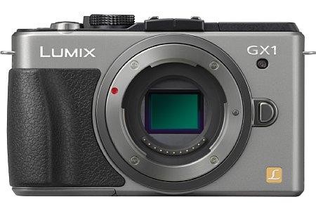 Panasonic Lumix DMC-GX1 [Foto: Panasonic]