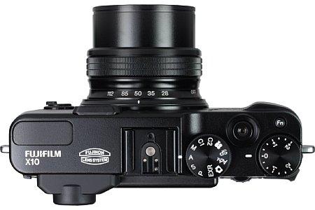 Fujifilm FinePix X10 [Foto: Fujifilm]