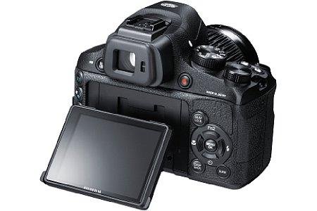 Fujifilm FinePix X-S1 [Foto: Fujifilm]