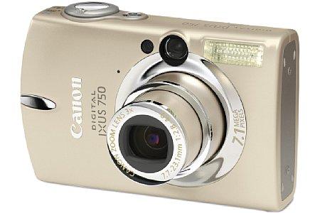 Digitalkamera Canon Digital Ixus 750 [Foto: Canon Deutschland]