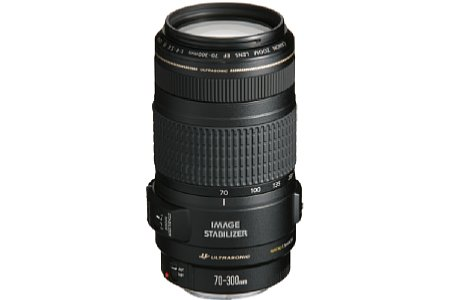 Canon EF 70-300 mm 4.0-5.6 IS USM [Foto: Canon.de]