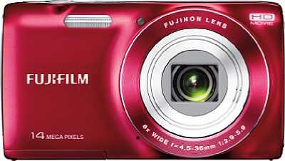 Fujifilm FinePix JZ100 [Foto: Fujifilm]