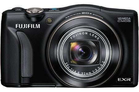Fujifilm FinePix F750EXR [Foto: Fujifilm]