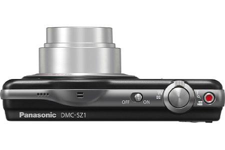 Panasonic Lumix DMC-SZ1 [Foto: Panasonic]