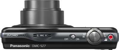 Panasonic Lumix DMC-SZ7 [Foto: Panasonic]