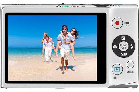 Canon Digital Ixus 125 HS [Foto: Canon]