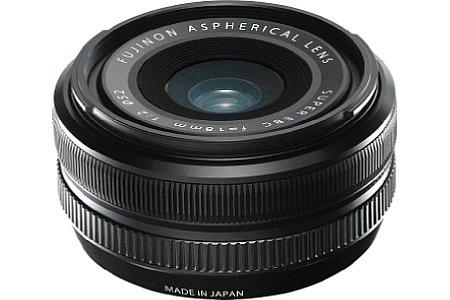 Fujifilm Fujinon XF 18 mm F2.0 R [Foto: Fujifilm]