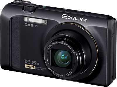 Casio Exilim EX-ZR200 [Foto: Casio]