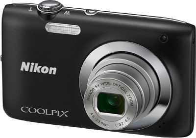 Nikon Coolpix S2600 [Foto: Nikon]