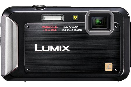 Panasonic Lumix DMC-FT20 [Foto: Panasonic]