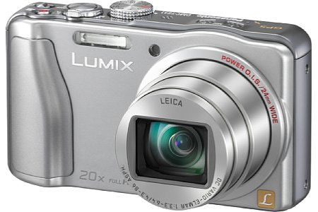 Panasonic Lumix DMC-TZ31 [Foto: Panasonic]