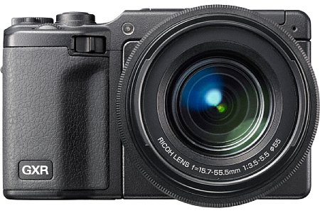 Ricoh GXR A16 24-85 mm F3.5-5.5 [Foto: Ricoh]
