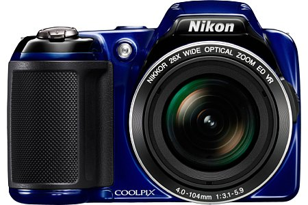 Nikon Coolpix L810 [Foto: Nikon]