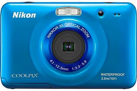 Nikon Coolpix S30 [Foto: Nikon]