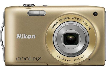 Nikon Coolpix S3300 [Foto: Nikon]
