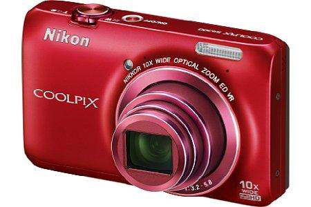 Nikon Coolpix S6300 [Foto: Nikon]