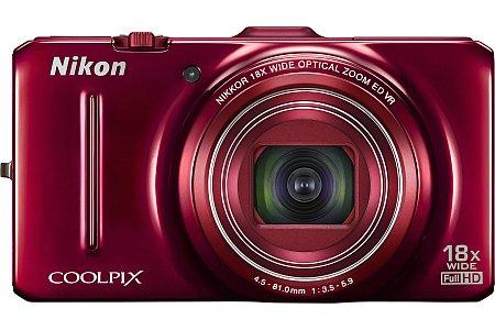 Nikon Coolpix S9300 [Foto: Nikon]