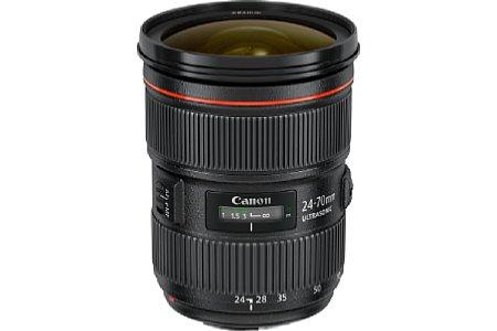 Canon EF 24-70 mm f2.8L II USM [Foto: Canon]