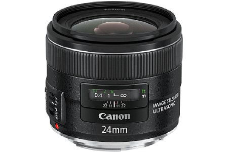 Canon EF 24 mm f2.8 IS USM [Foto: Canon]