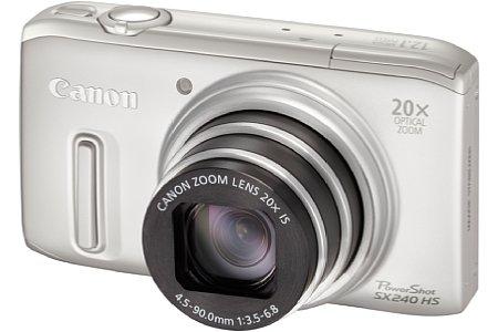 Canon Powershot SX240 HS [Foto: Canon]