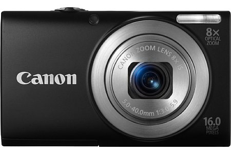 Canon PowerShot A4000 IS [Foto: Canon]