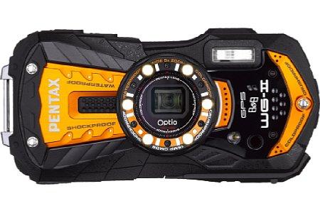 Pentax Optio WG-2 GPS [Foto: Pentax]