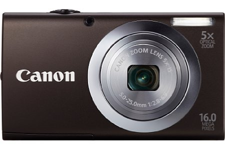 Canon PowerShot A2400 IS [Foto: Canon]