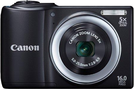 Canon PowerShot A810 [Foto: Canon]