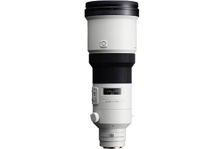 Sony 500 mm F4 G SSM (SAL-500F40G) [Foto: Sony]