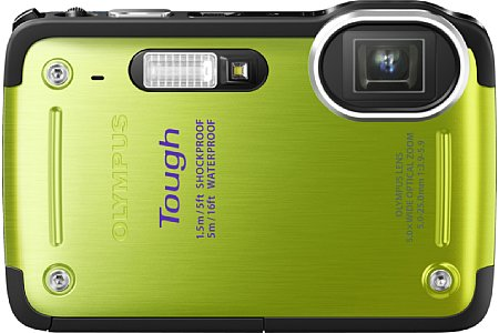 Olympus TG-620 [Foto: Olympus]