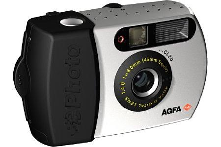 Digitalkamera Agfa ePhoto CL20 [Foto: Agfa]
