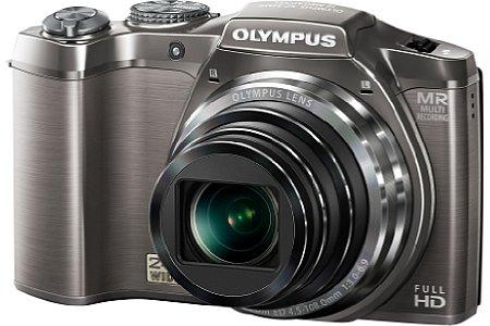 Olympus SZ-31MR silber [Foto: Olympus]
