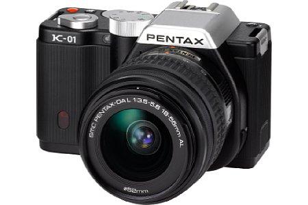 Pentax K-01 [Foto: Pentax]