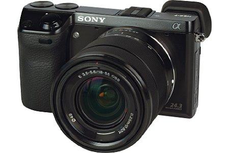 Sony NEX-7B schwarz [Foto: Sony]
