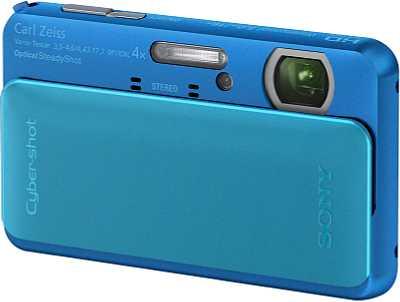 Sony Cyber-shot DSC-TX20V [Foto: Sony]