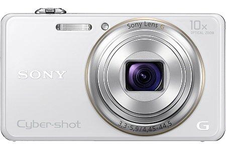 Sony Cyber-shot DSC-WX100 [Foto: Sony]