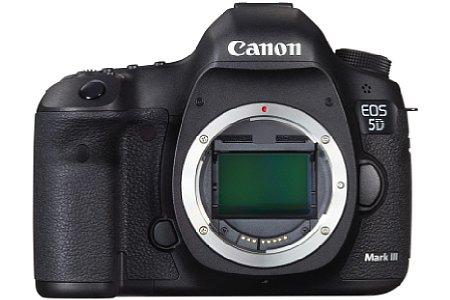 Canon EOS 5D Mark III [Foto: Canon]