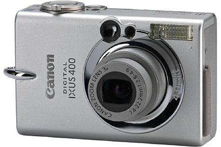 Digitalkamera Canon Digital Ixus 400 [Foto: Canon Deutschland]