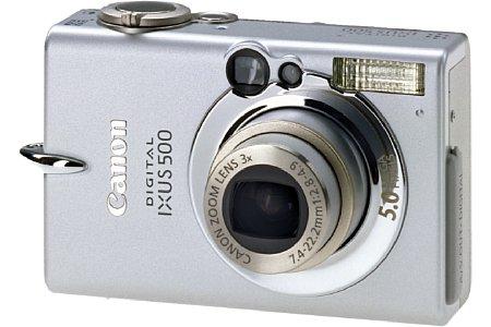 Digitalkamera Canon Digital Ixus 500 [Foto: Canon Deutschland]