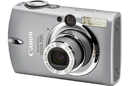 Digitalkamera Canon Digital Ixus 700 [Foto: Canon Deutschland]