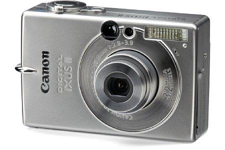 Digitalkamera Canon Digital Ixus II [Foto: Canon Deutschland]